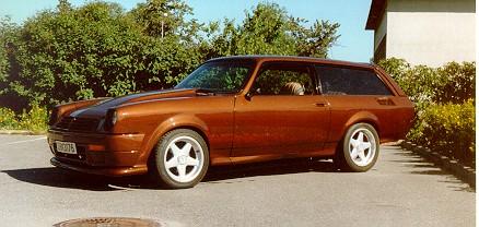 V8 H-Body Photo Album: Vega Wagon