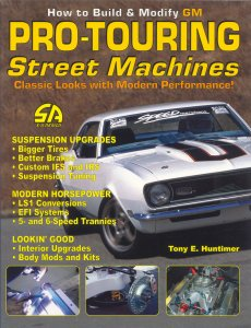 Tony Huntimer's GM Pro-Touring Street Machines