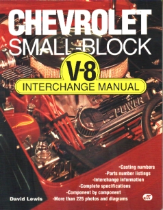 Chevrolet Small-Block V8 Interchange Manual